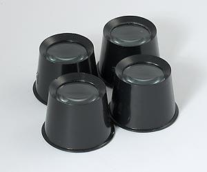 Okular-Set schwarz